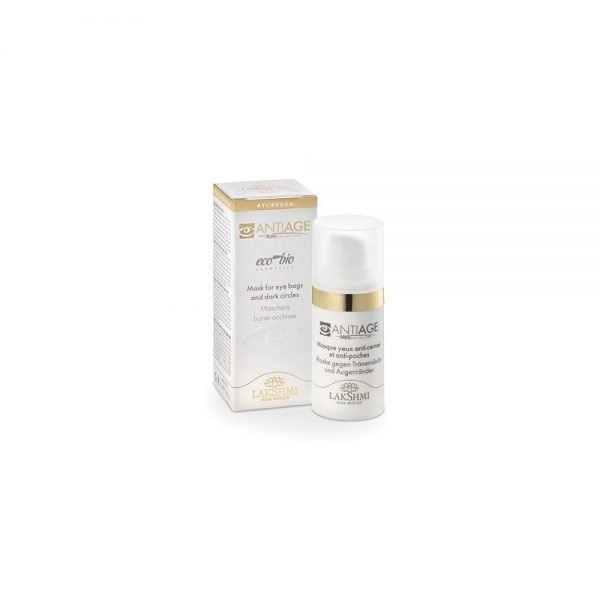 Lakshmi Netra Mask for Eye Bag and Dark Circles - silmänympärysnaamio 15ml