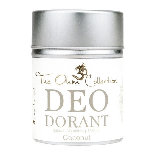 The Ohm Collection Deo Dorant -  Coconut Jauhemainen Deodorantti 120g