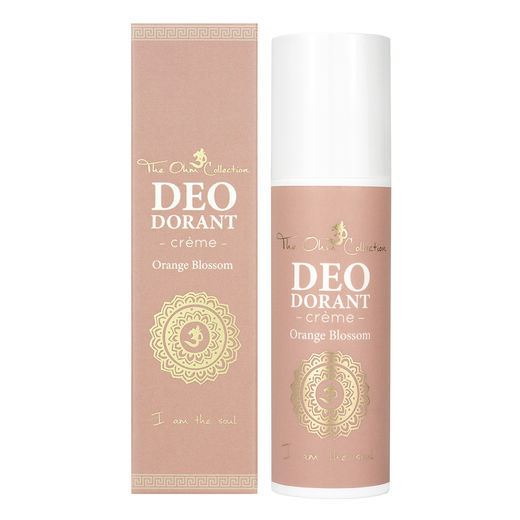 The Ohm Collection Deo Dorant Creme — Orange Blossom Voidemainen Deodorantti 50ml