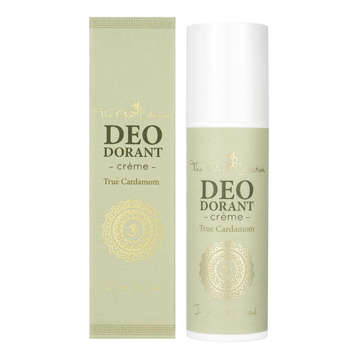 The Ohm Collection Deo Dorant Creme —  Tru Cardamom Voidemainen Deodorantti 50ml
