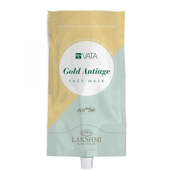 Lakshmi Mask Gold Vata - kasvonaamio 20ml