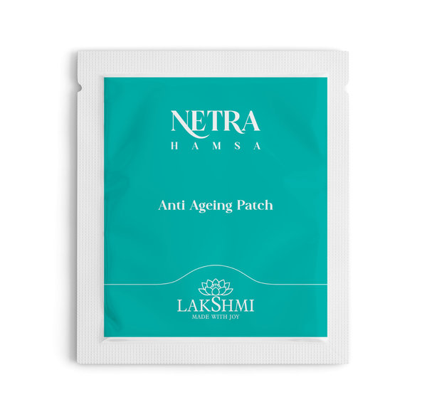 Lakshmi Netra Anti-Ageing Patch - bamboo-laput, 6 paria x3ml