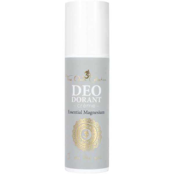 The Ohm Collection Deo Dorant Creme -  Essential Magnesium Voidemainen Deodorantti 50ml